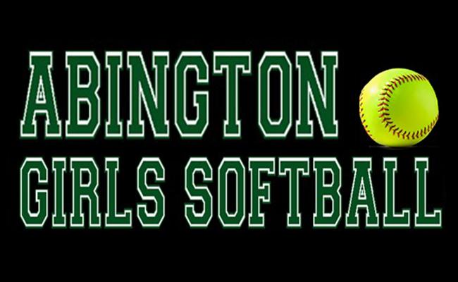 Abington Girls Softball