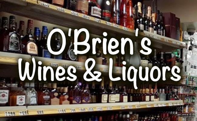 O'Brien's Wine