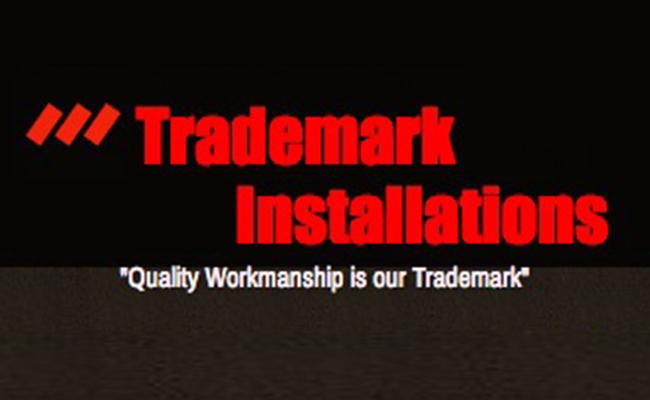 Trademark Installations