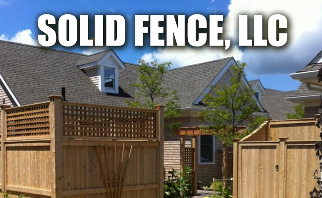 Solid Fence