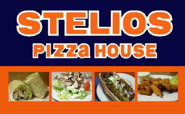 Stelios Pizza